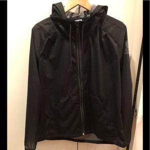 Adidas Printed Windbreaker/Shell Jacket